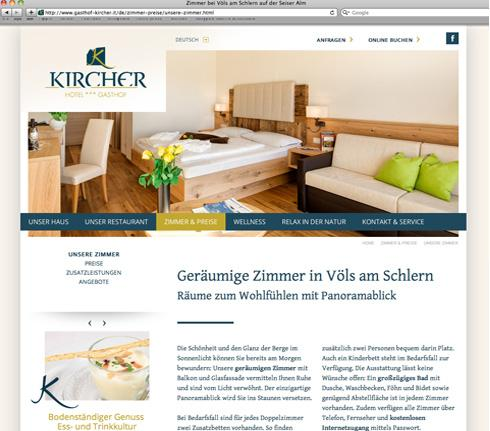 kircher-website